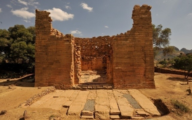 Yeha- The ancient settlement in the Abyssinian highlands